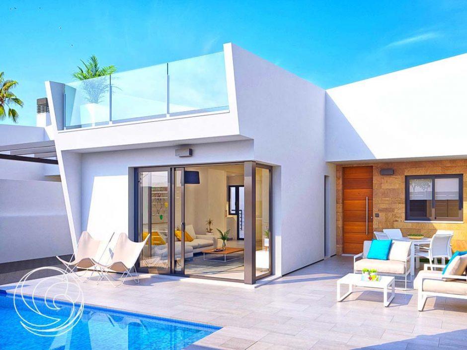 huizen Spanje