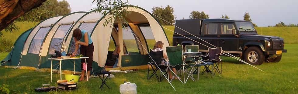 Obelink heeft het grootste assortiment aan tenten