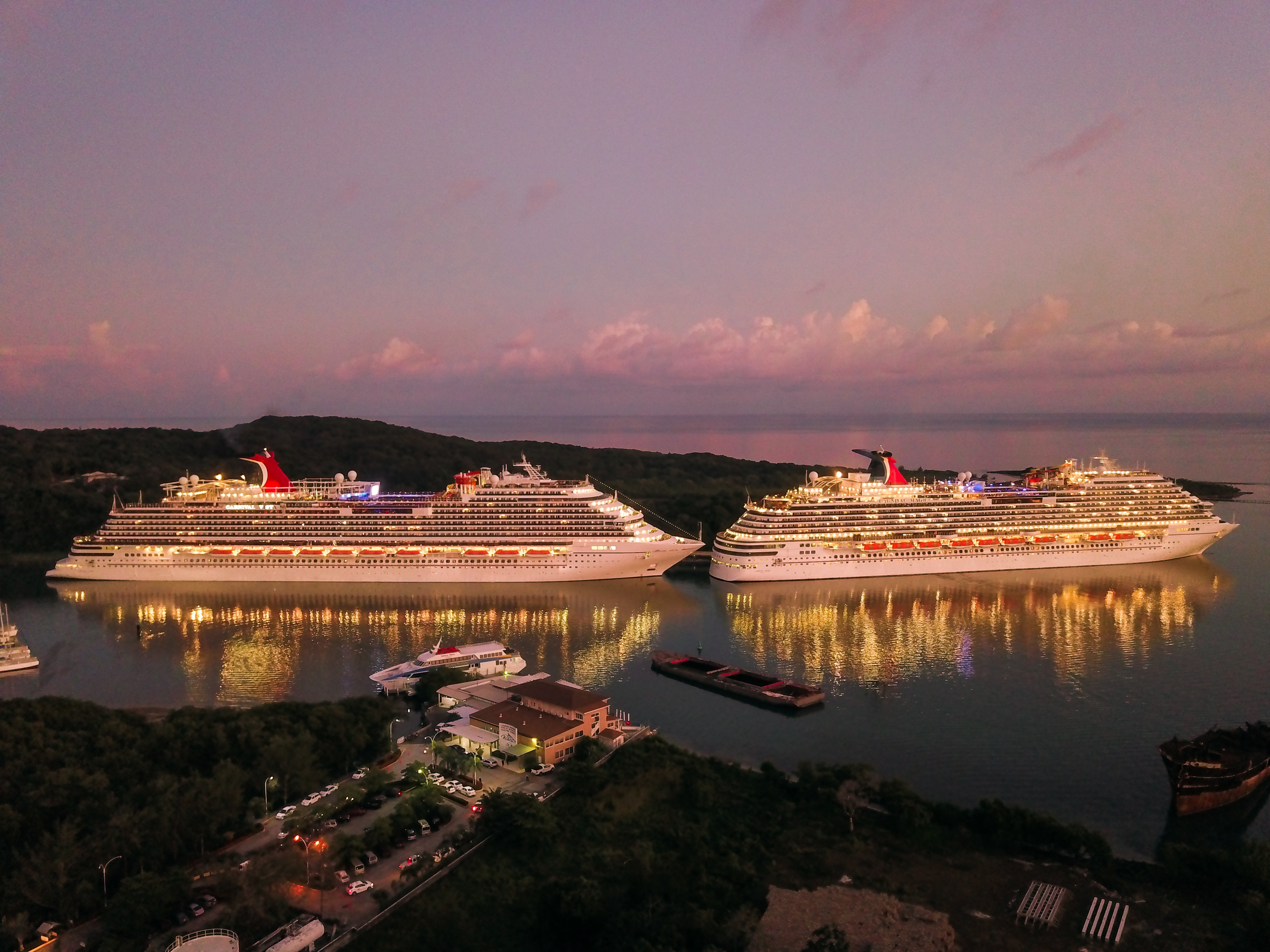 Het beste eten op cruises