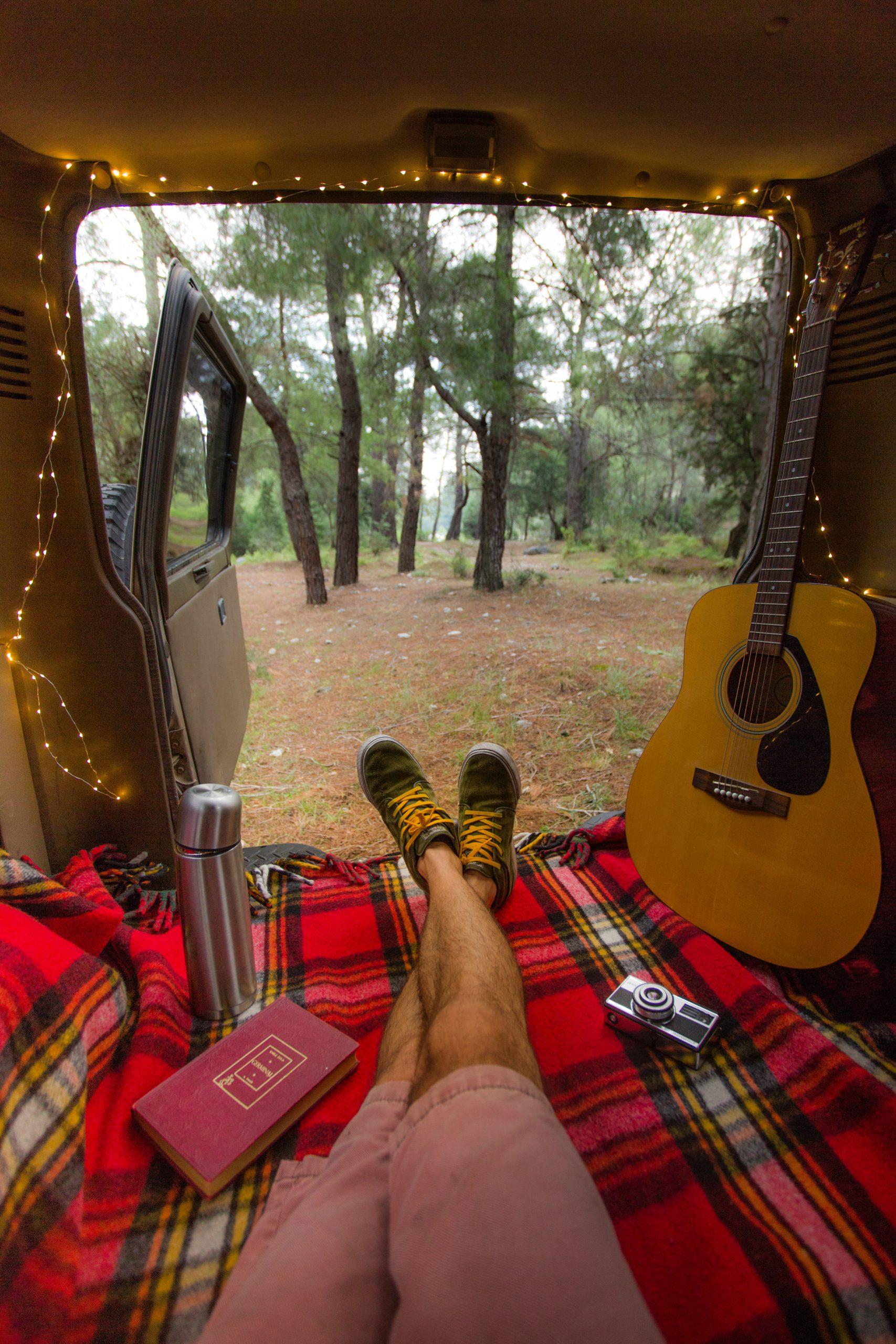 Waarom de camping zo leuk is