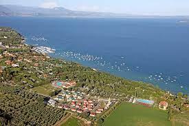camping aan zee italie